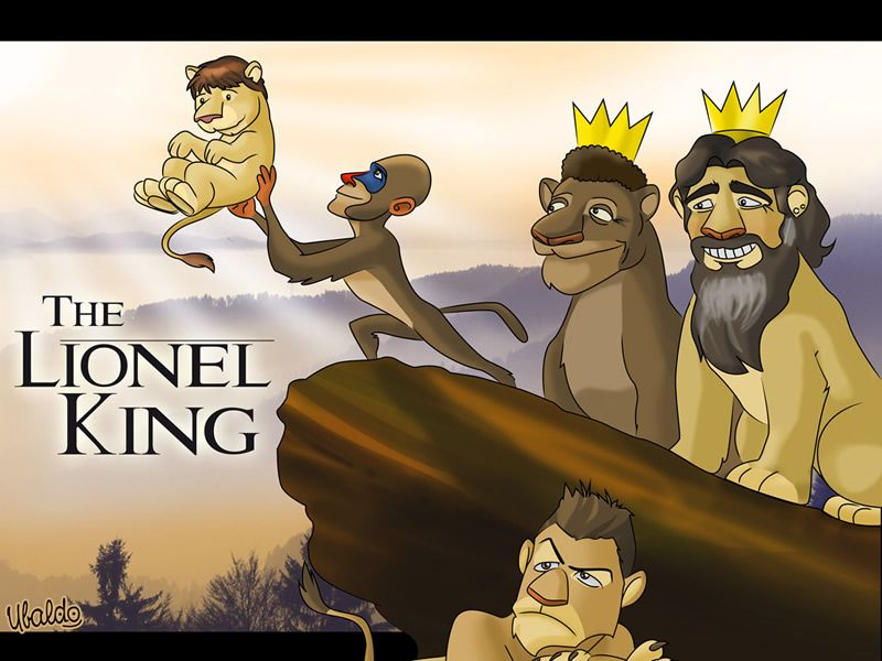The Lionel King