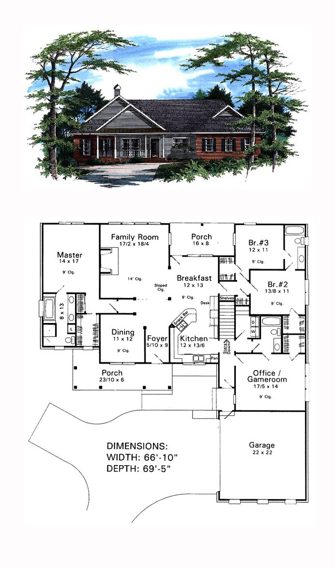 DesertRose,;,Mother In Law Suite COOL House Plan ID chp