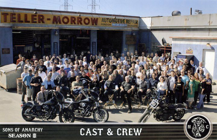 Sons Of Anarchy Spoof On Characters Cast Crew Sons Of