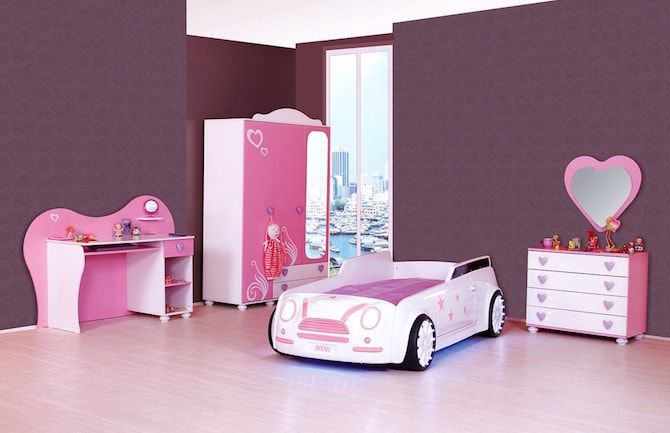 29 Sweet And Sassy Bedroom Ideas For Girls