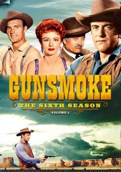 This collection serves up nineteen episodes from the sixth-season of the long-running TV western GUNSMOKE, the legendary series that starred James Arness as a U.S. Marshall trying to keep his portion