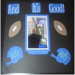 #andit'sgood #football #chuckecheese #hiddenjournaling
