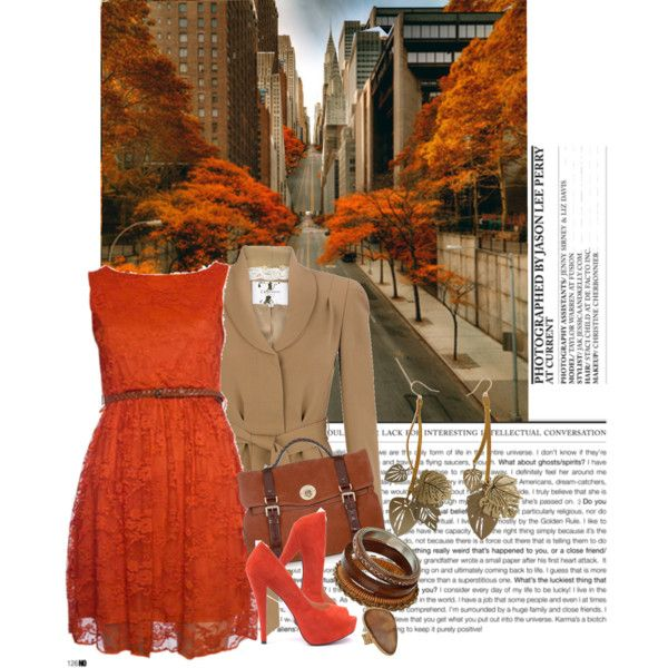 """""""OUTONO"""" by vilmamartini on Polyvore"""