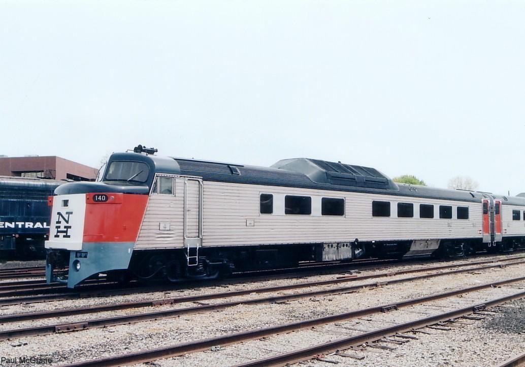 """No 140 """"Daniel Webster"""" Rail Diesel Car Diesel cars, New"""