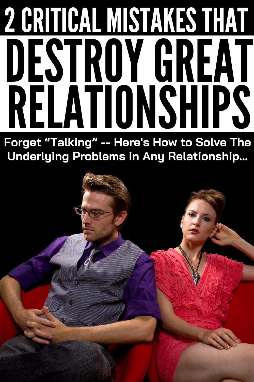 how to talk about relationship problems with your boyfriend