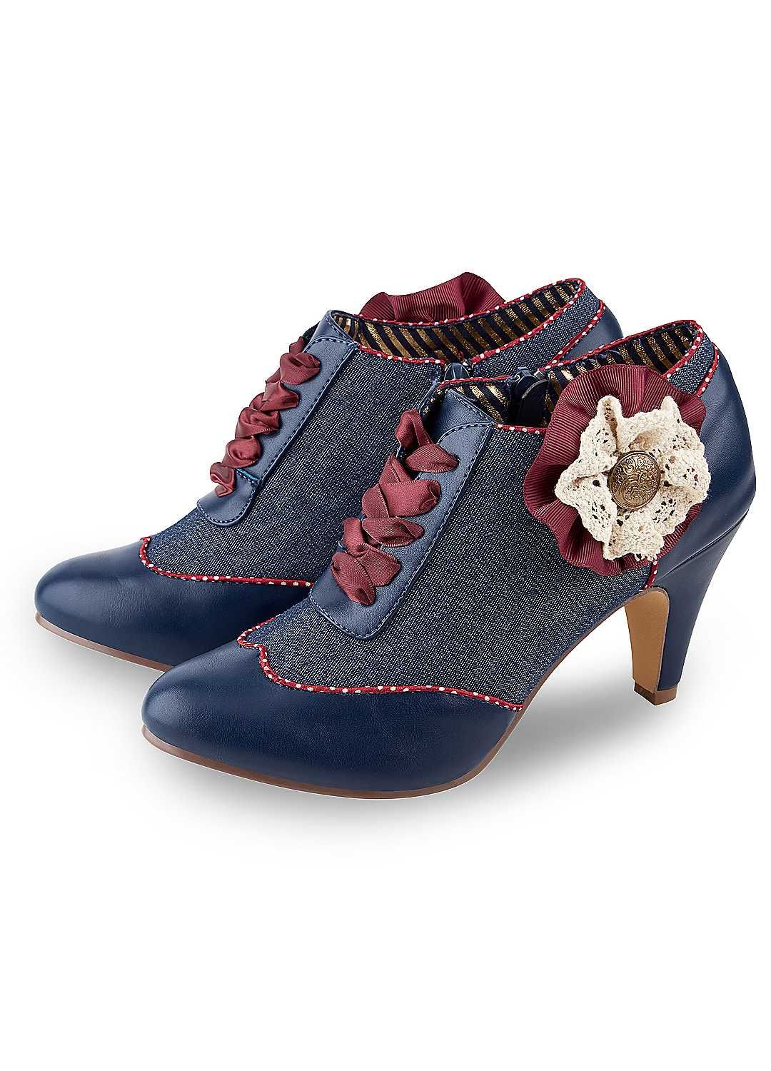 Fabulous Corsage Shoes Boots by Joe Browns | Joe browns
