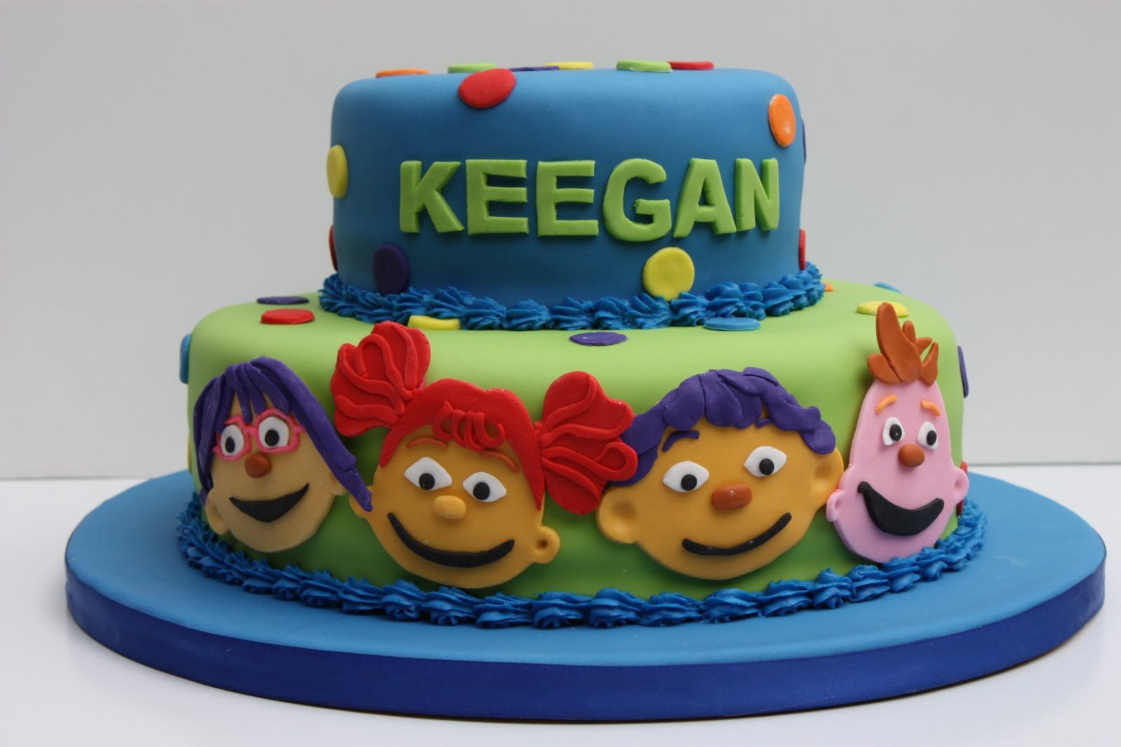 Fantastic Pin On Sid The Science Kid Cake Ideas Funny Birthday Cards Online Inifofree Goldxyz
