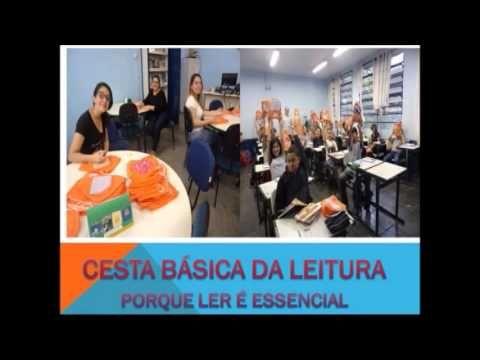 Sala de Leitura - Diretoria de Ensino de Diadema - Município de Diadema - Escola Nicéia Albarello Ferrari Professora.