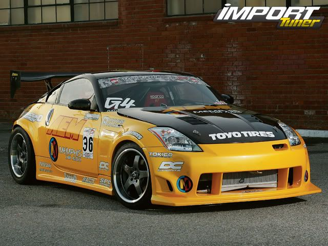 Forza Features Basf R M Ksport Orange Nissan Drift Car