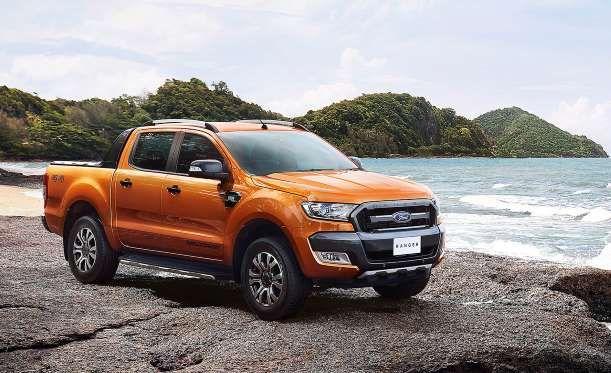 2019 Ford Ranger Euro Spec Manufacturer 2019 Ford Ranger