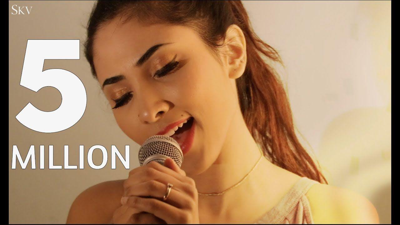 Aise Na Mujhe Tum Dekho Female Version By Suprabha Kv Romantic Songs Video Mp3 Song Songs