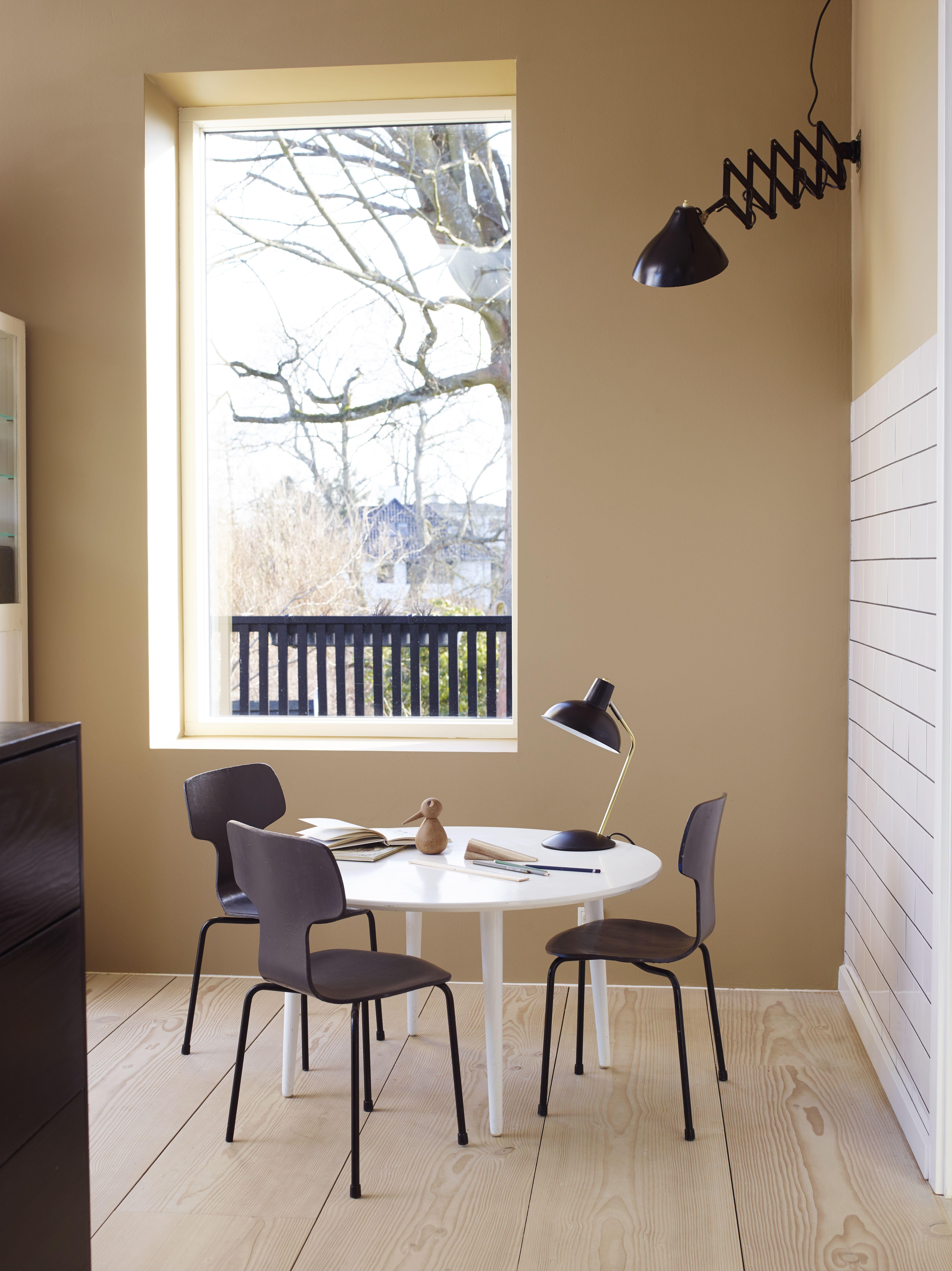 Los Colores Marrones Y Tonos Tierra Combinan Con Todo Tipo De Estilos Y Encajan Bien En Cualquier Habitacion Pintura De Interiores Decoraciones De Casa Hogar