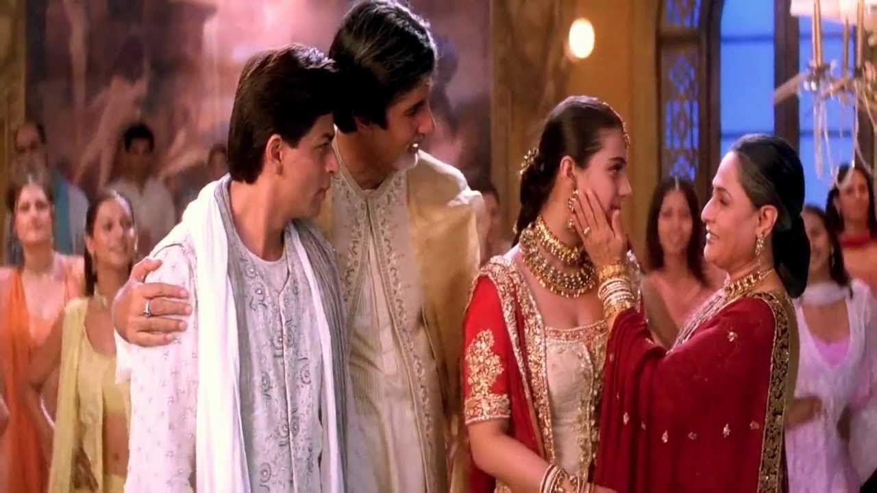 Wah Wah Ramji Bole Chudiyan Hq 1080p Eng Subs Kabhi Khushi Kabhi Bollywood Music Bollywood Songs Film Song