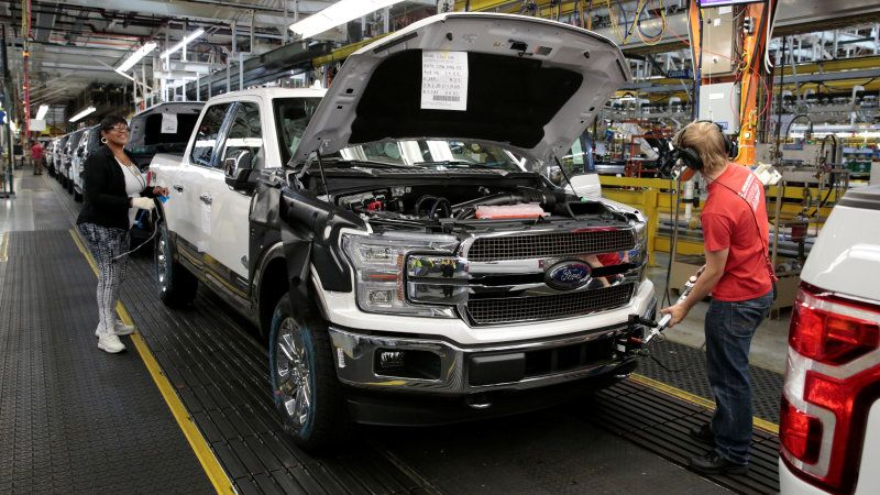 Ford Shifts Factory Jobs Suv Suv Trucks Trucks