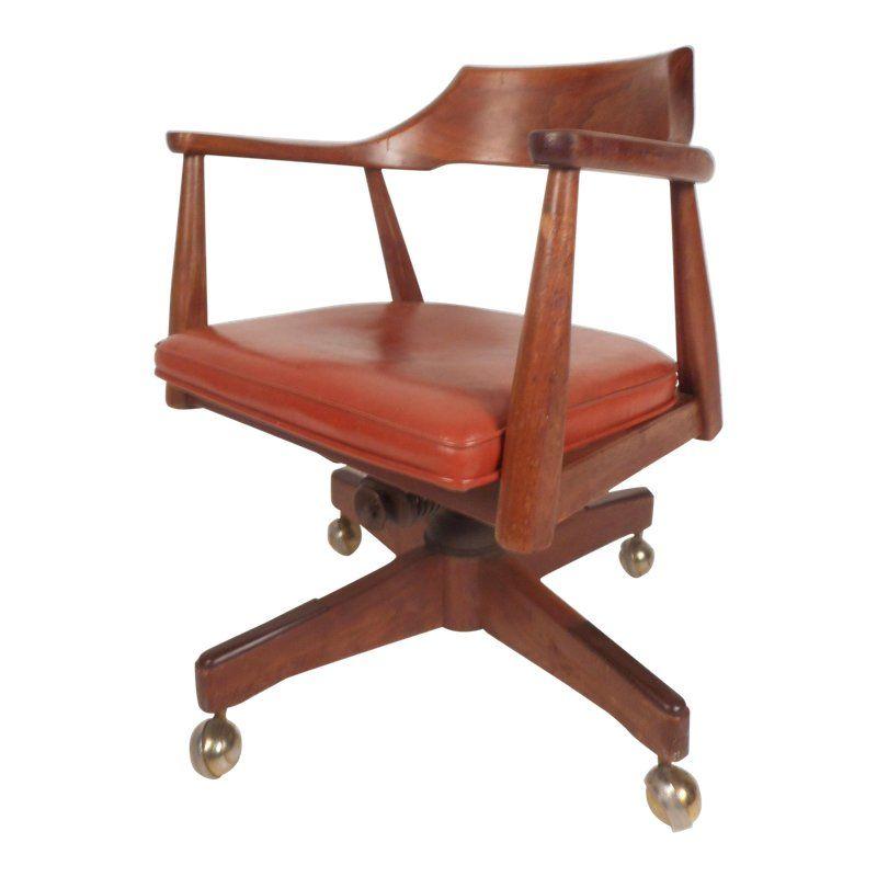Mid Century Modern Desk Chair Modern Desk Chair Mid Century
