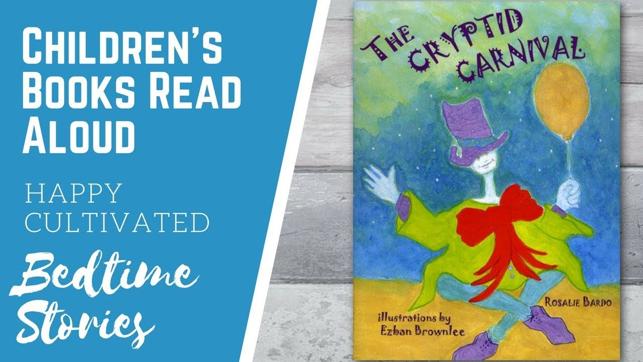 The Cryptid Carnival Book Children S About Diversity Read Aloud No Fear Shakespeare Hamlet Act 1 Scene 3