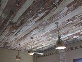 Photo of Ich möchte Scheunenholz für meine Küchendecke # Freizeitraum # Freizeitraum #ce …