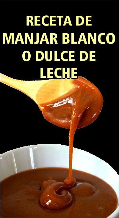 Pin En Dulce De Leche