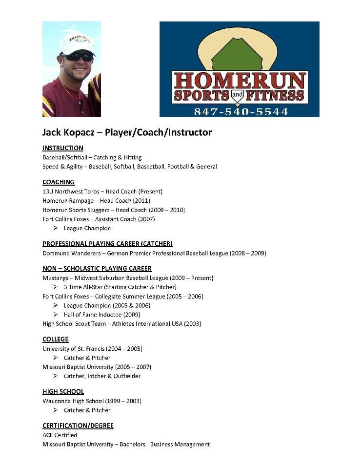 Pin by homerun sports fitness on instructors coach