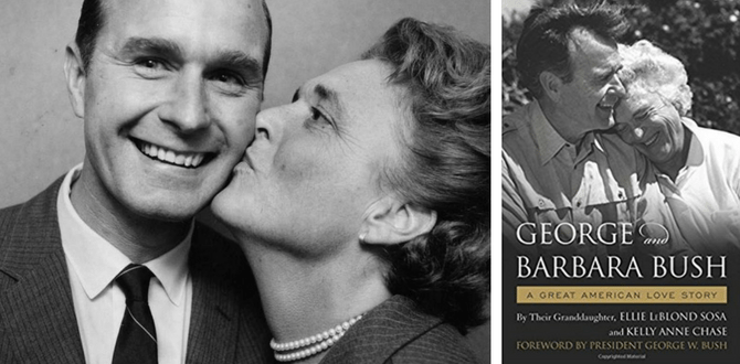 The world mourned the loss of Barbara Bush, former First Lady of the United States, mother of a president, and literacy advocate, when she passed away in April of 2018. The world watched as her husband of more than 70 years, PresidentGeorge H W Bush, adjusted to life without her. Now though, we