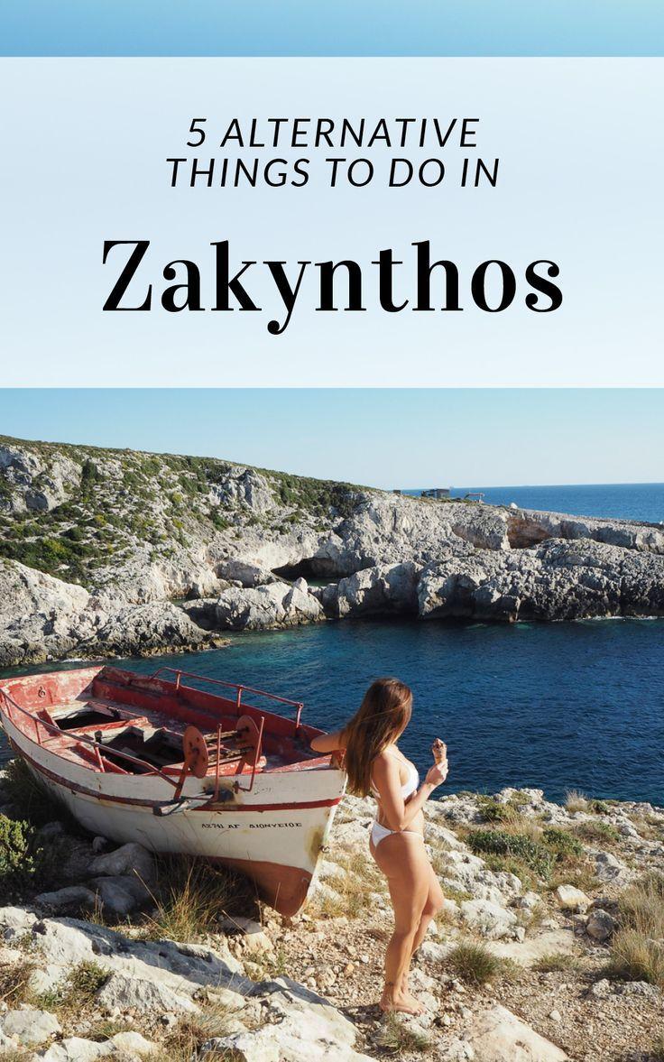 5 Alternative things to do in Zakynthos, Greece / Clutch & Carry-on