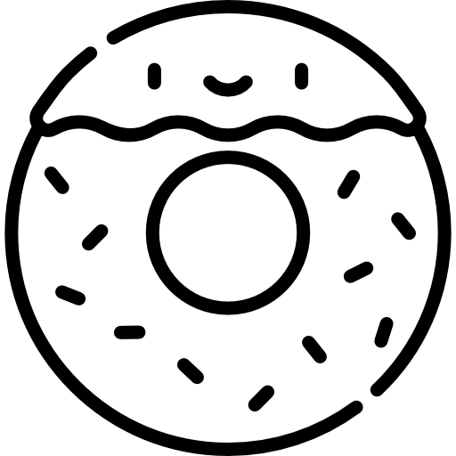 Donut Free Vector Icons Designed By Freepik Vector Icon Design Icon Design Icon