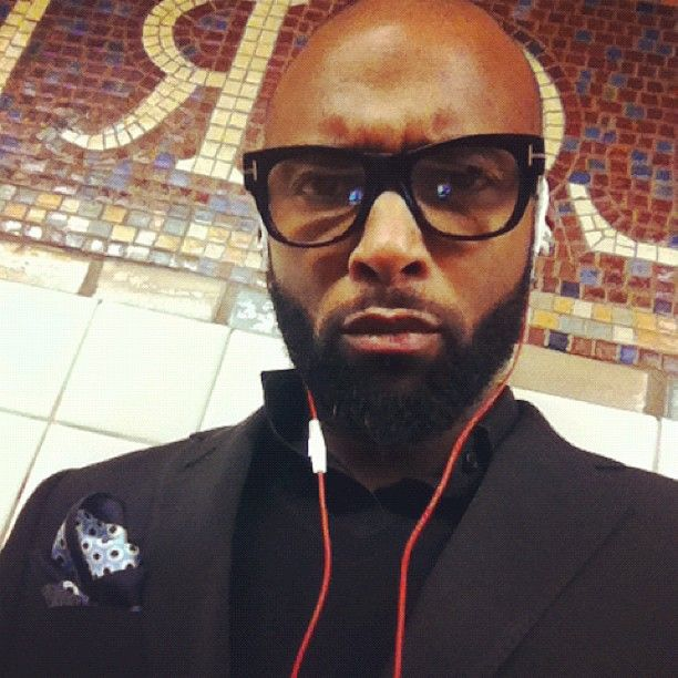 Black Men Beard Styles Chart With Beards