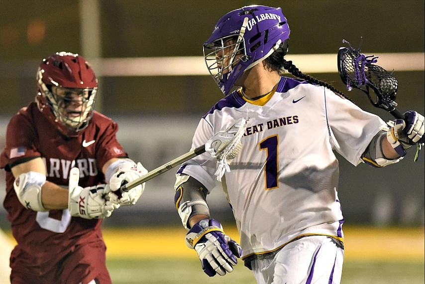 No 1 Ualbany Men S Lacrosse S Depth To Be Tested Lacrosse Mens