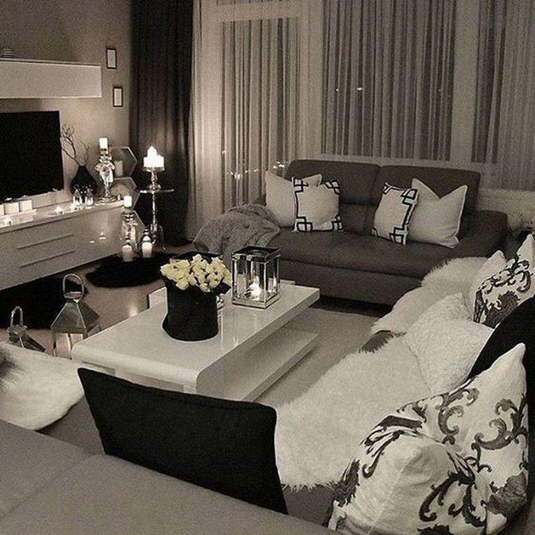 25 nice black and white living room design ideas living room25 nice black and white living room design ideas livingroom livingroomdesigns livingroomideas