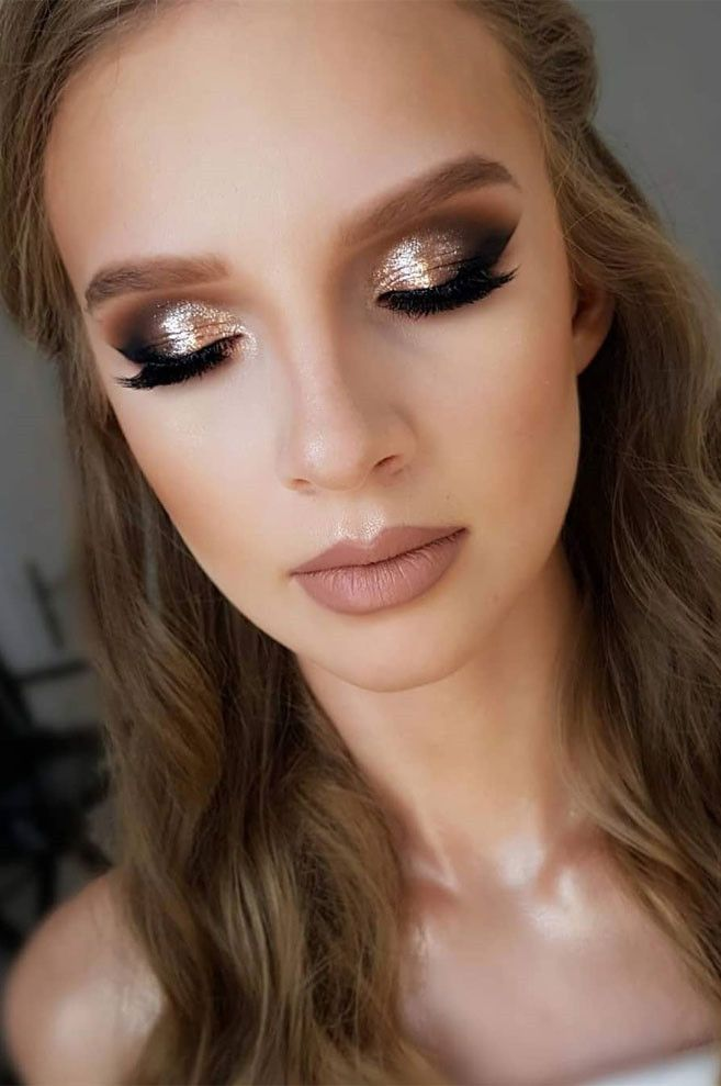 35 Beautiful Wedding Makeup Looks (With images)
