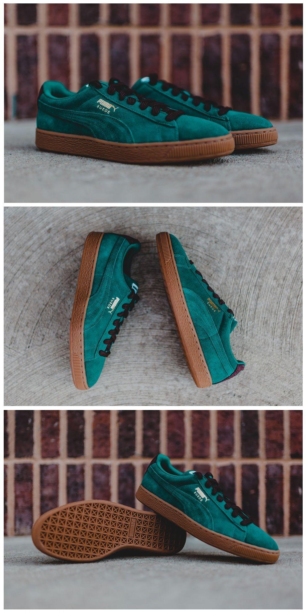 Puma Suede Classic Casual | Puma suede shoes, Mens vans ...