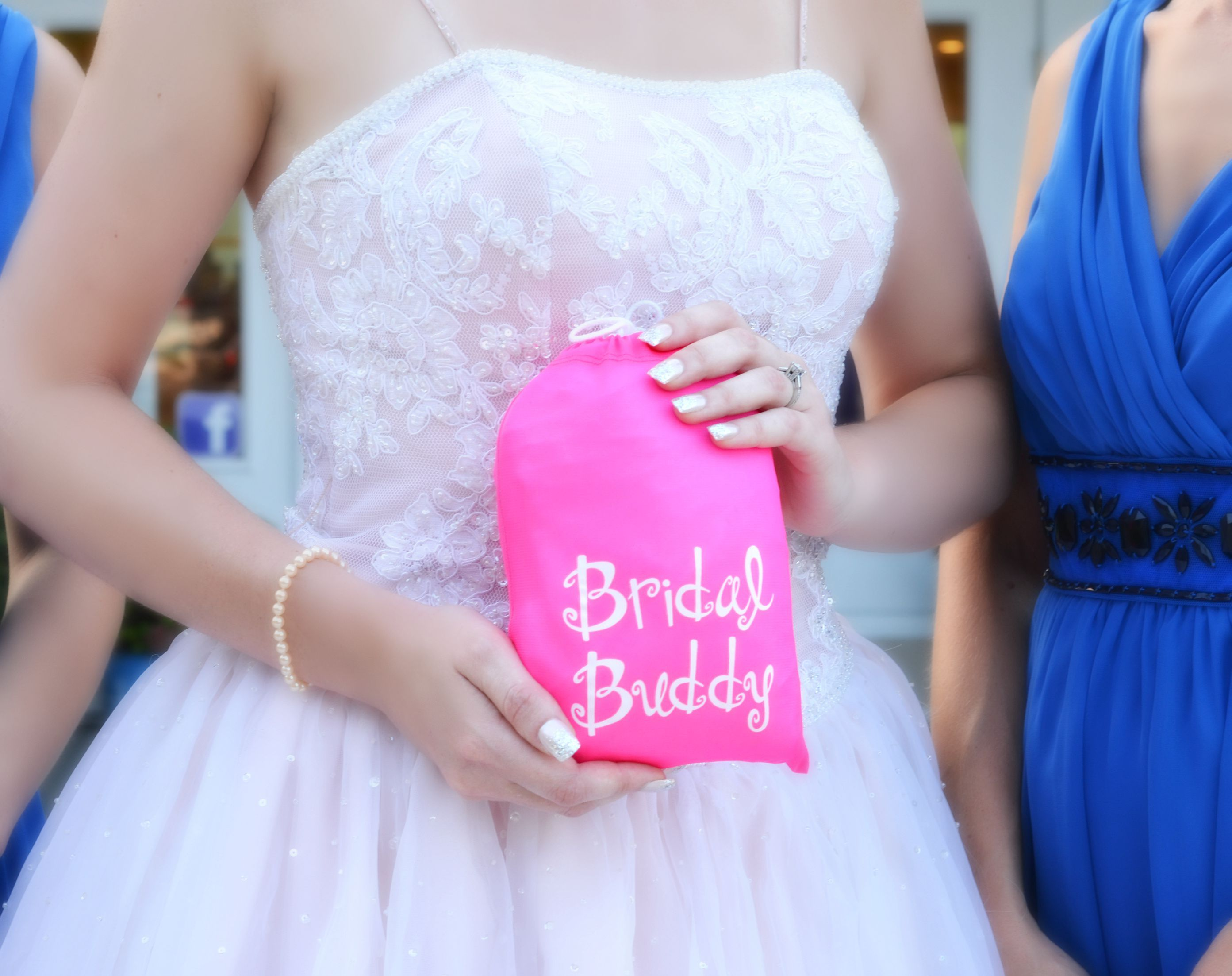 24a635cf9ef Bridal Buddy in bag www.bridalbuddy.net
