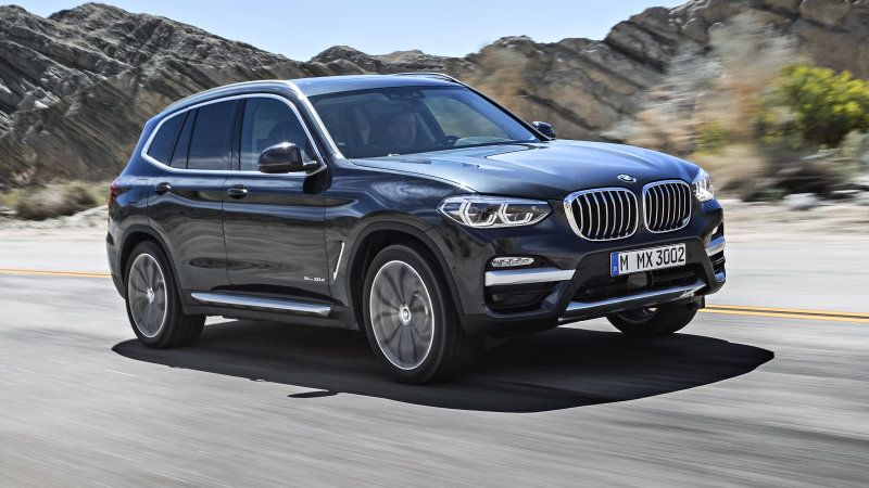 2018 Bmw X3 All New Faster And More Efficient Than Ever Bmw X3 Bmw Luxury Suv