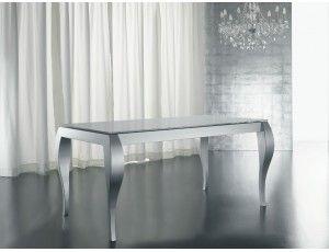 Tavolo Laccato Bianco Allungabile Offerte.Pesaro Wooden Tables Tavolini In Vetro Tavolo Vetro E