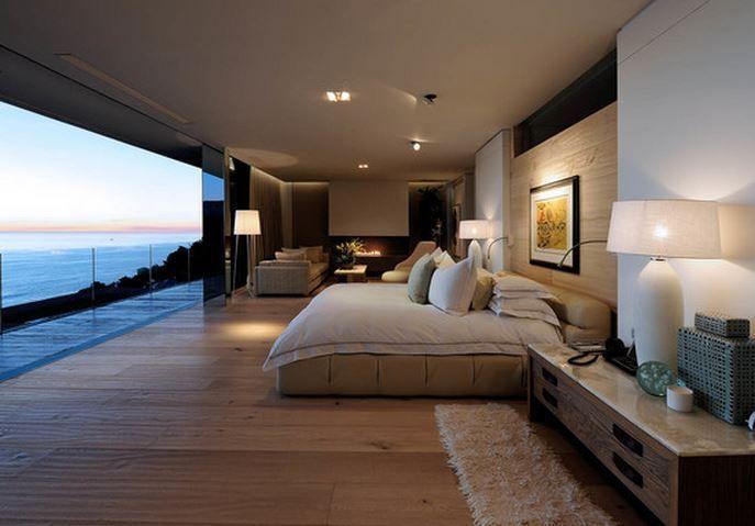 idée déco chambre moderne | Décor intérieur | Chambre a coucher ...