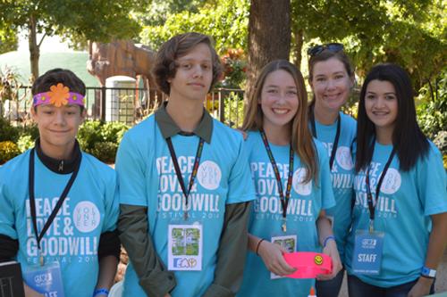 Peace Love & Goodwill Festival 2015
