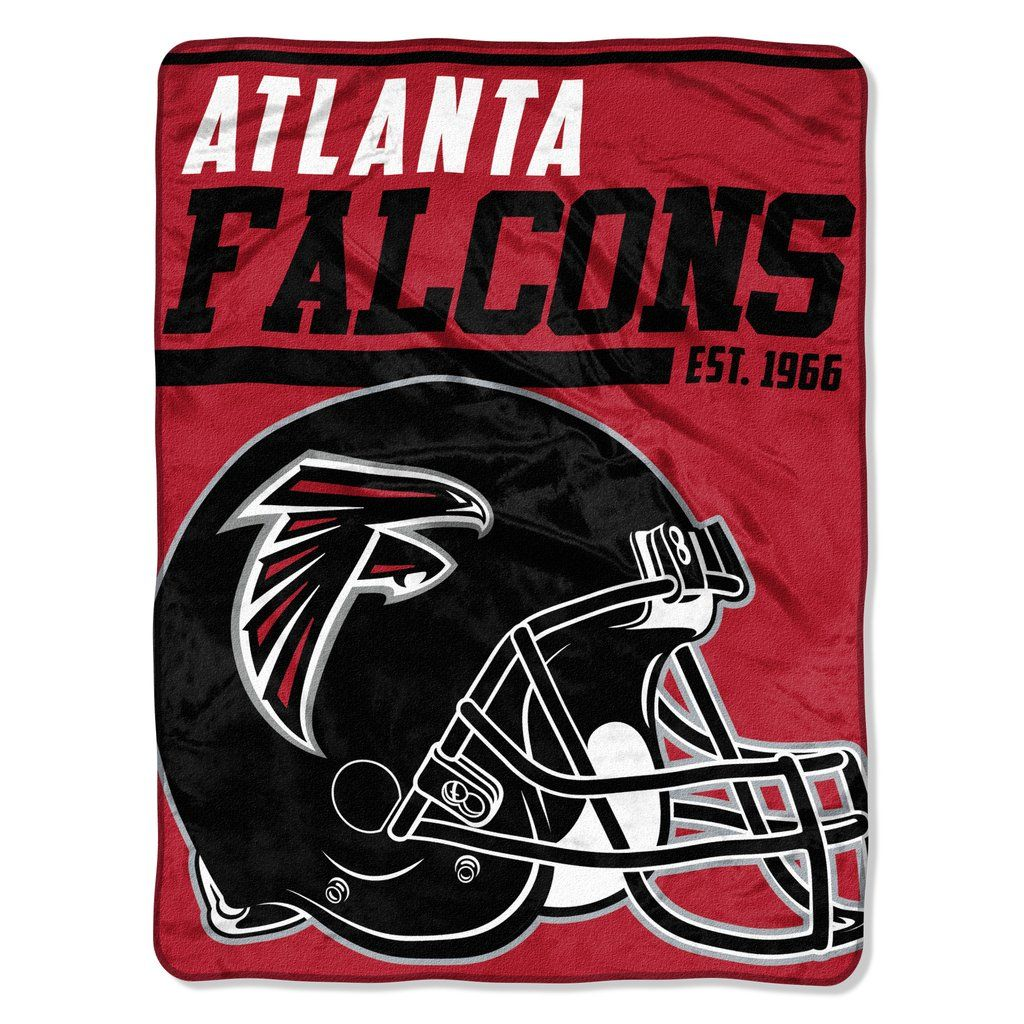 Atlanta Falcons Blanket 46x60 Raschel 40 Yard Dash Design Rolled Nfl Houston Texans Houston Texans Nfl New England Patriots