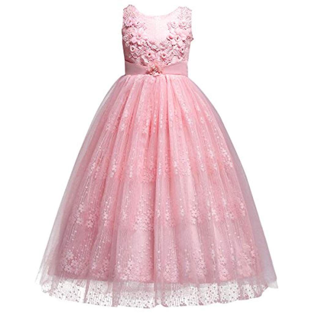 Myrisam Blumenmädchen Kleider Brautjungfern Hochzeitskleid