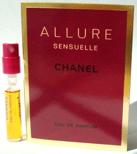 Chanel Allure Sensuelle, Brand New Spray Vial, 1.5ml/0.05oz by CHANEL. $12.99. Eau De Parfum. Sample Vial. Spray sample vial