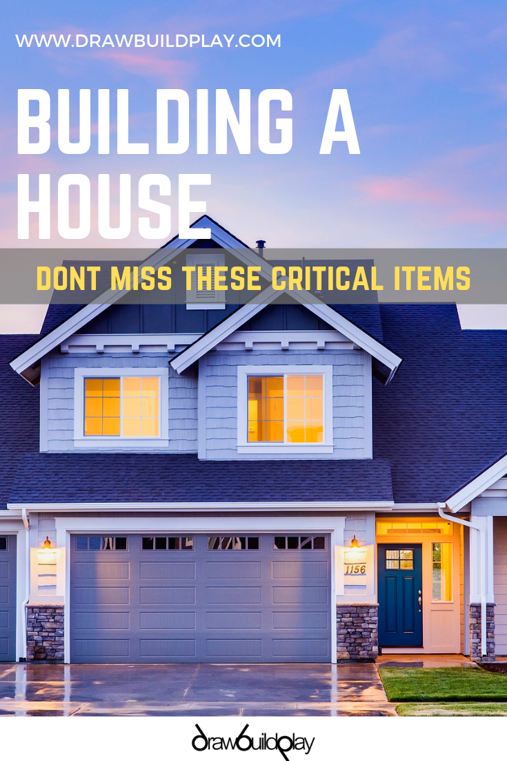 50 Awesome Hacks For Building A New Home Building A House Building A New Home Building A House Checklist