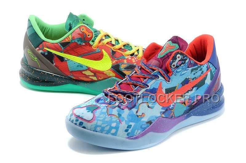 wholesale dealer 3b031 fe2d2 Nike Kobe 8 System Premium What the Kobe Electro Orange Deep Night Volt  Bright Crimson Mens Shoes Discount  Wholesale for …   Nice For Summer 2014    What …