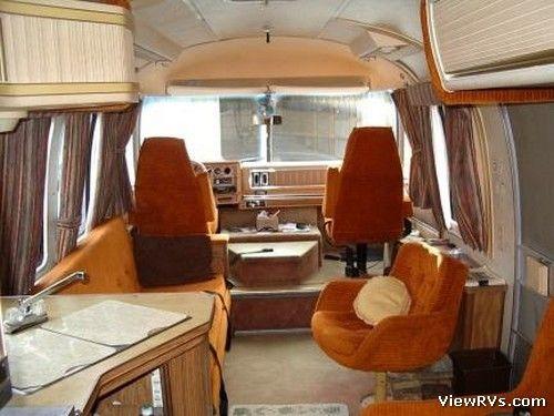 Original interior 1977 argosy 24 39 motor home e - Airstream replacement interior panels ...