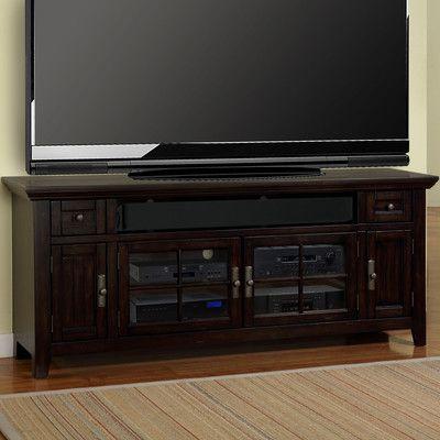 Parker House Tahoe TV Stand | Wayfair