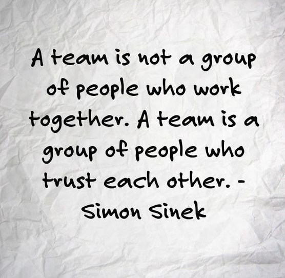 Famous Trust Quotes Trust And Sayings Tis Quotes Motivational Quotes For Men Team Motivational Quotes Inspirational Teamwork Quotes