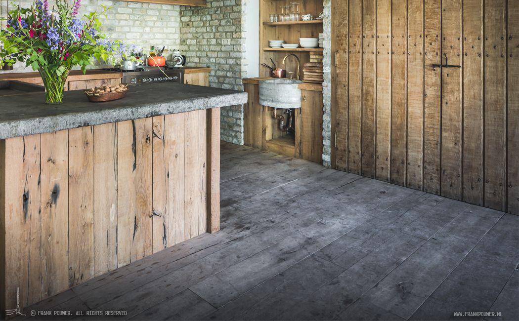Oude Eiken Vloer : Oud eiken vloeren niets is sfeervoller dan een prachtige oude