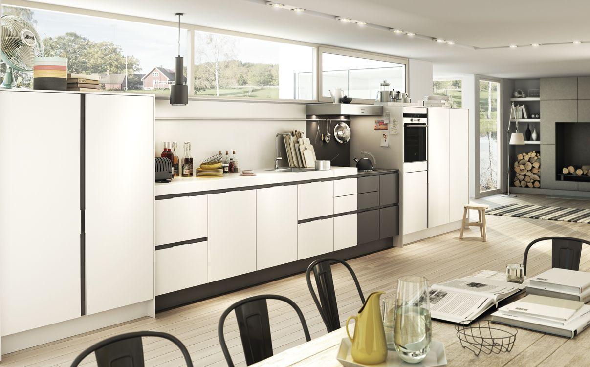 SieMatic S3 - das neue Küchendesign | I. Design | Pinterest | Galley ...