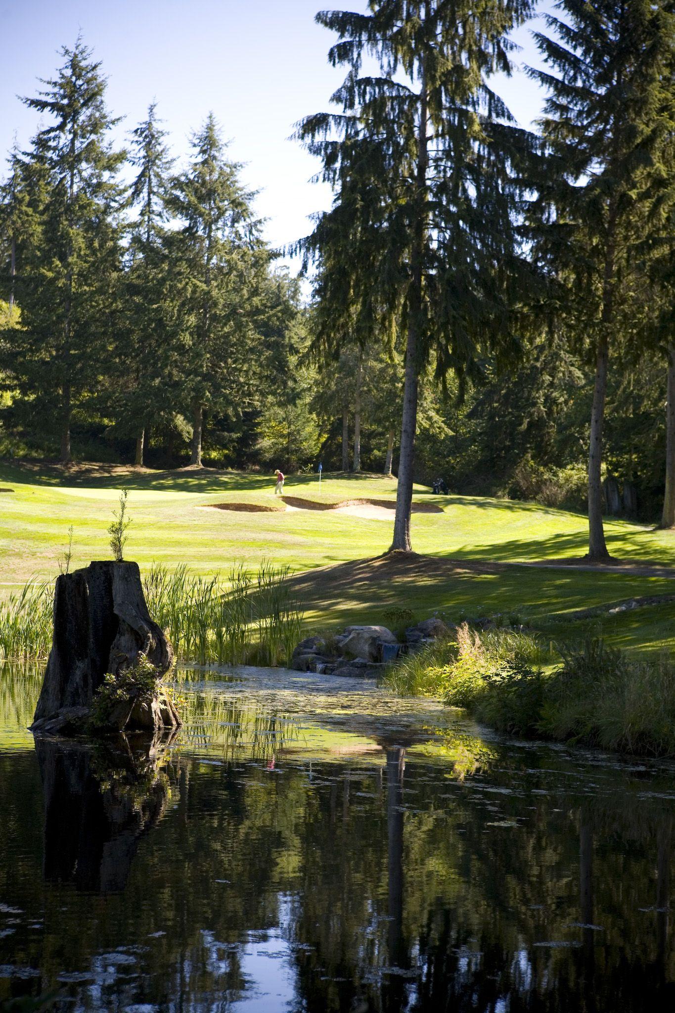 Port Ludlow Golf Club In Washington