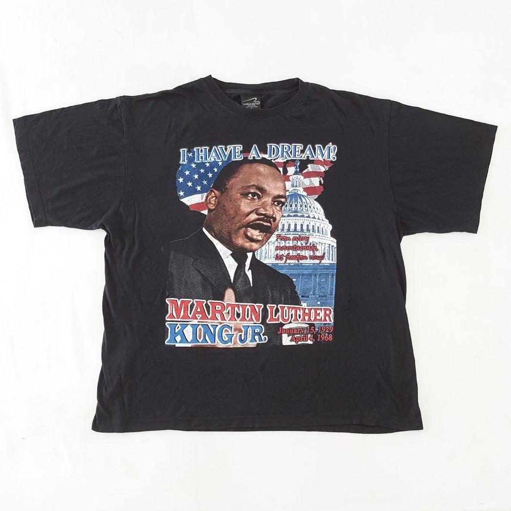 Vtg 90s Martin Luther King Jr....