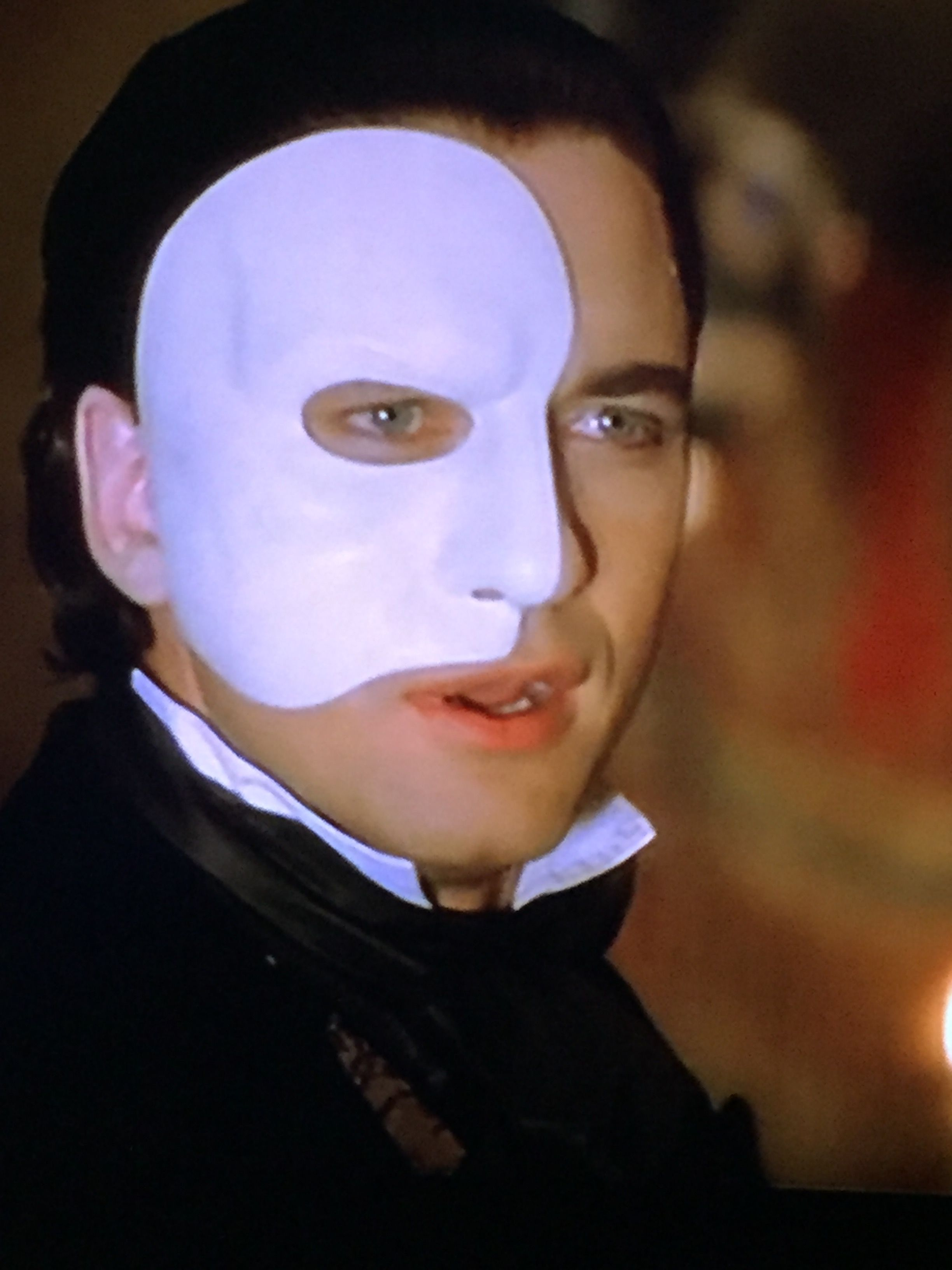 Gerald Butler As The Phantom In Phantom Of The Opera 2004 Movie Opera Ghost Phantom Of The Opera Music Of The Night