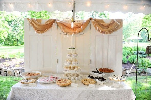 Country Do It Yourself Wedding (With images) | Vintage ...